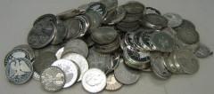 Silberankauf, Silberunzen, Silbermünzen
